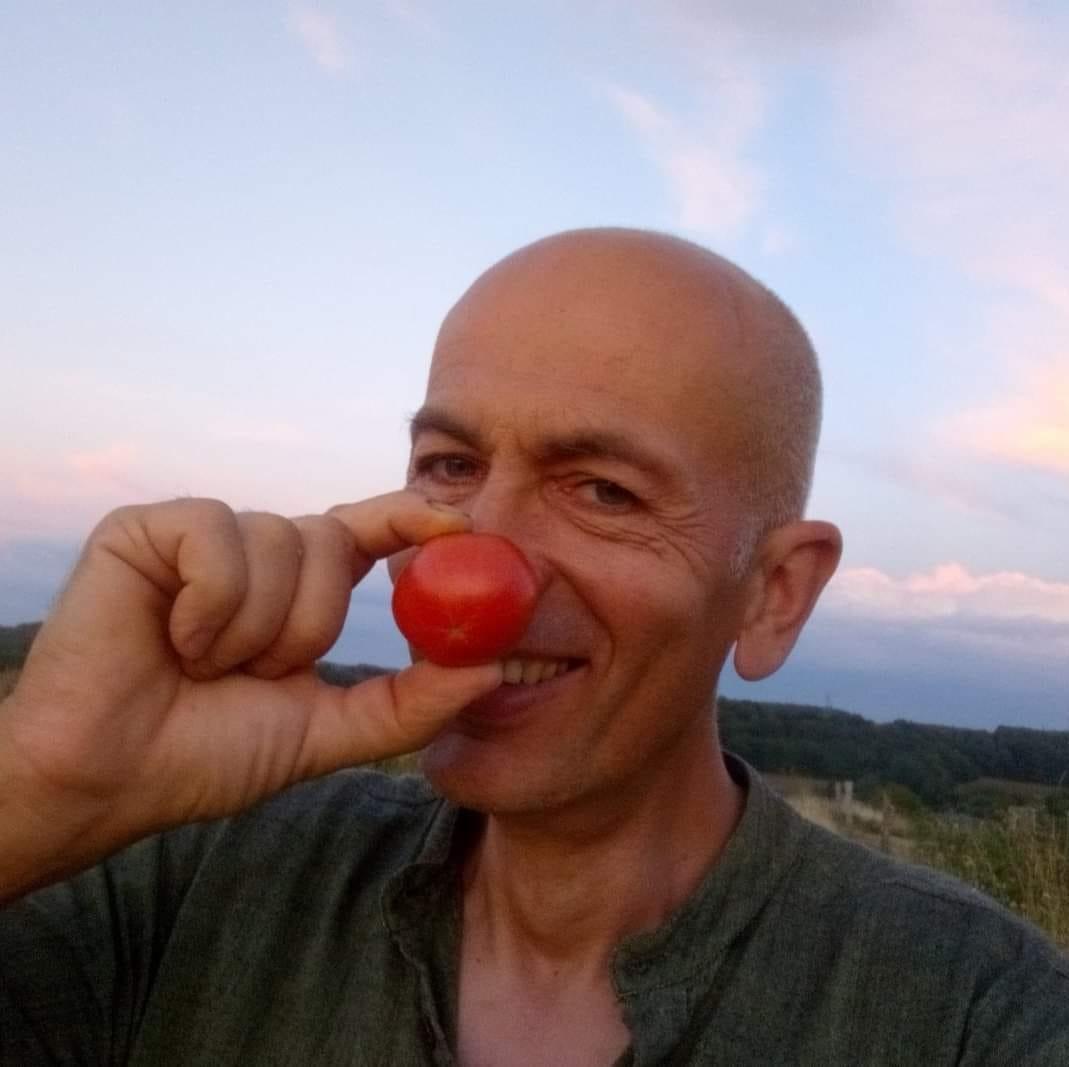 Luc Koedinger, co-fondateur de Canopée, coopérative en agroforesterie